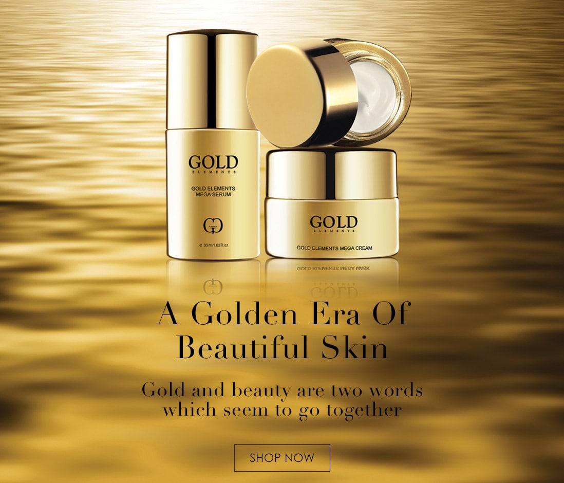 24k Gold creams for face