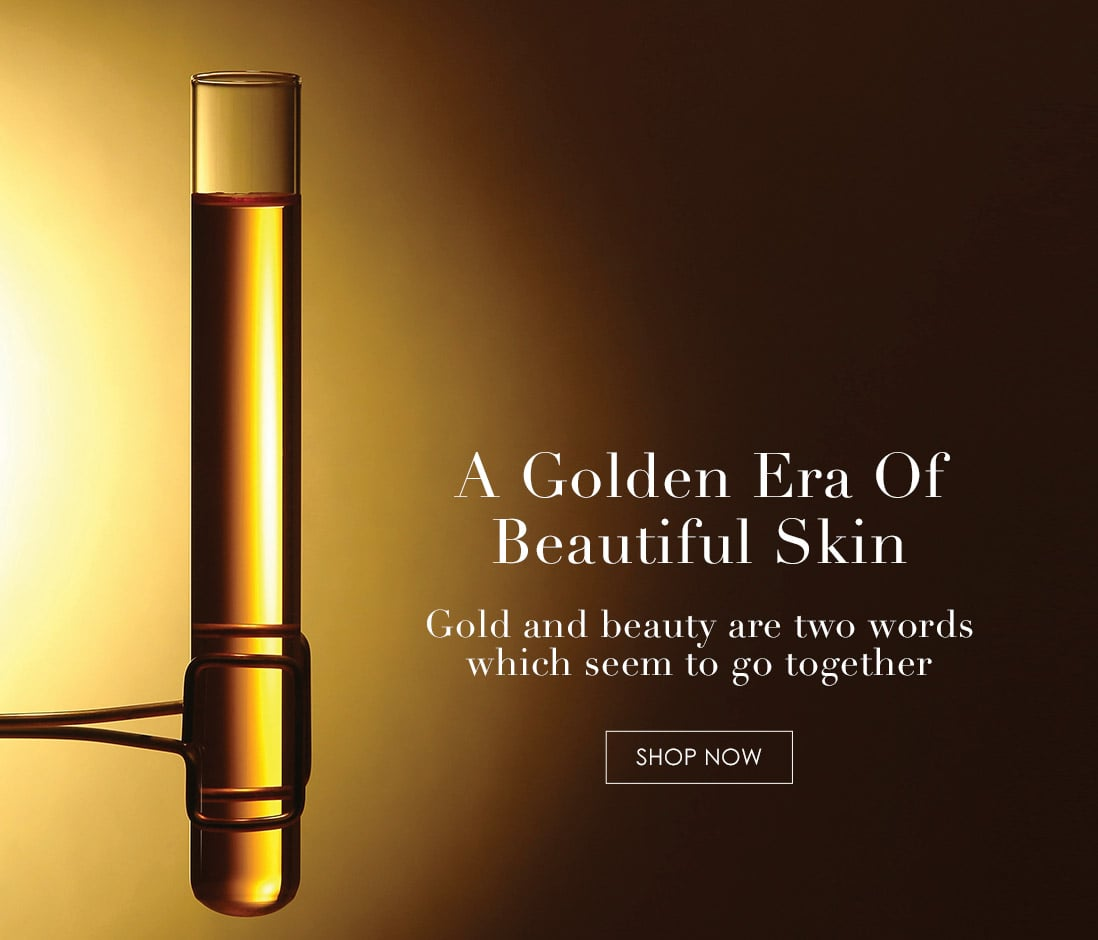 24k Gold serums for face